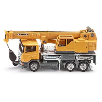 camiones grúa telescópica - escala 1:87