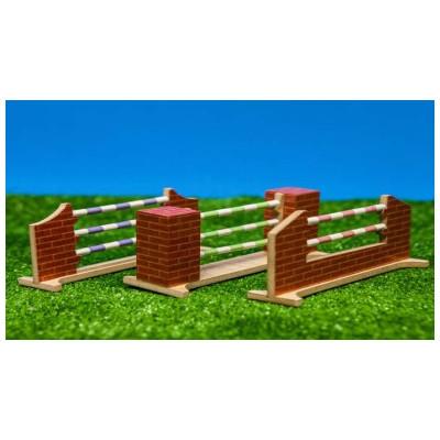 Obstáculos para caballos, escala  1:24