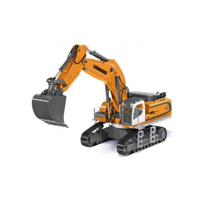 Liebherr R980 excavadora sobre orugas SME RC escala 1:32