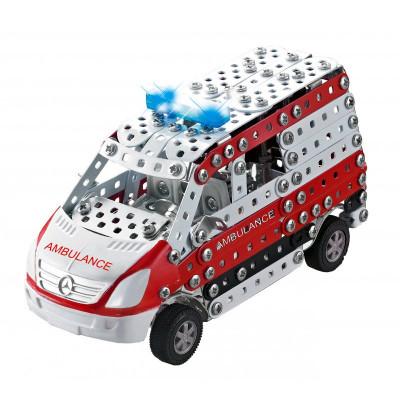 Ambulancia  Mercedes Benz. Escala 1:32