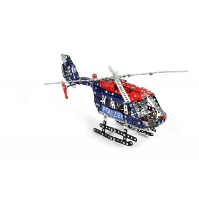 Helicóptero de la policía - escala 1:32