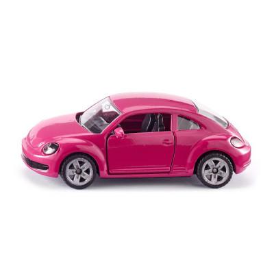 VW Escarabajo rosa