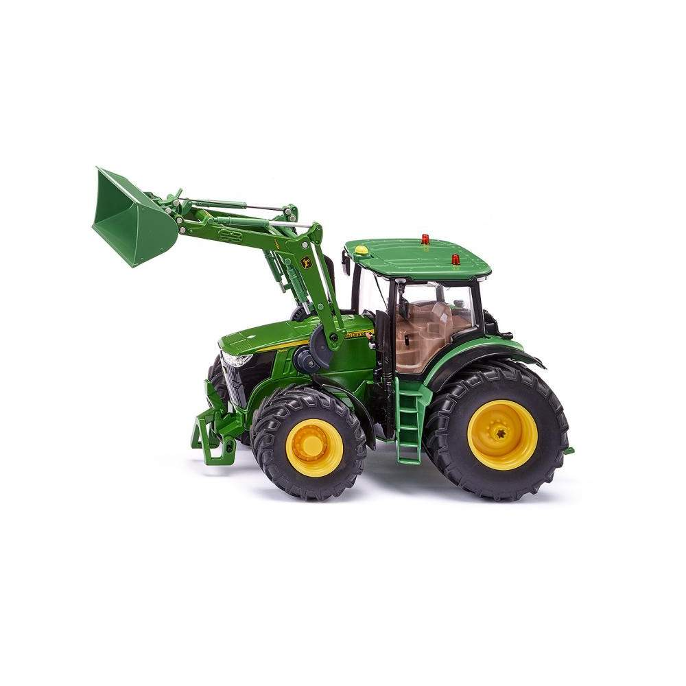 John Deere 7310R frontal  Bluetooth