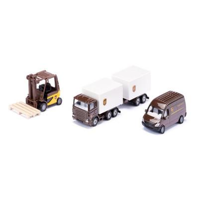 UPS Logistics set