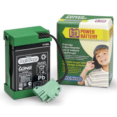 Bateria 6V - 4,5 Ah
