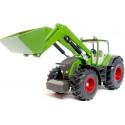 Tractor Fendt 936 con pala - Escala 1:50