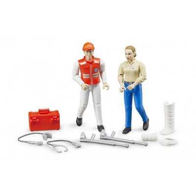 Figura-Set Ambulancia