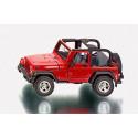 Coche Jeep Wrangler  - Escala 1:32