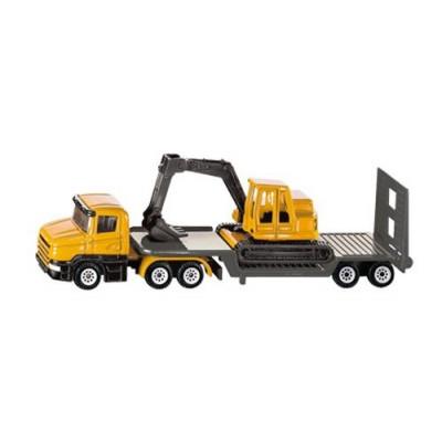 Camion con Excavadora - Blister