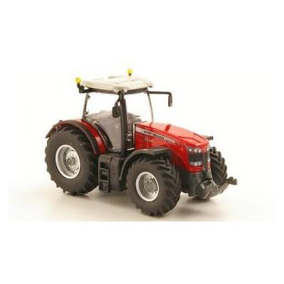 Tractor Massey Ferguson 8600 - escala 1:87