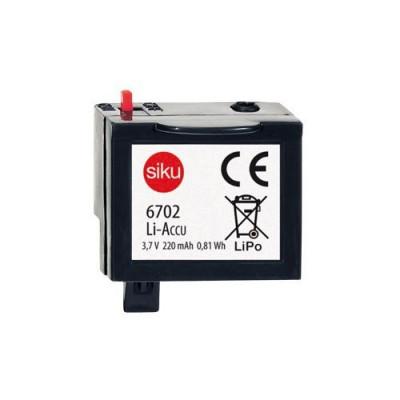 Bateria 3,7 V 220mah 0,81Wh