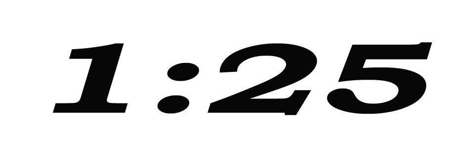 Escala 1:25